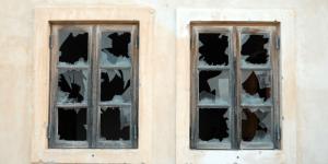 The Broken Store Window